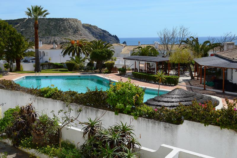 enjoy stunning views of the sea, Black Rock and the Ocean Club pool and gardens