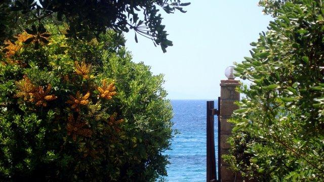 THE WAY TO THE BLUE IONIAN SEA!!!