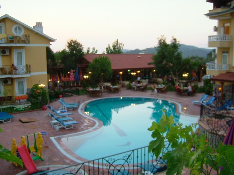 Mountain Valley Pool Area