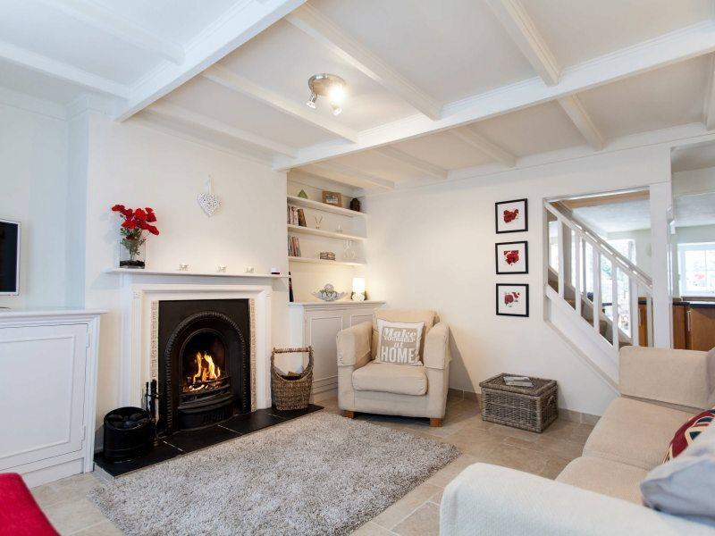Poppy Cottage is a newly renovated traditional fisherman's cottage