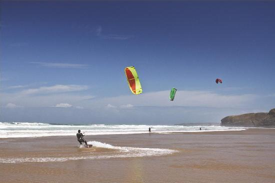 Fistral Beach - Newquay -surfing capital of Britain