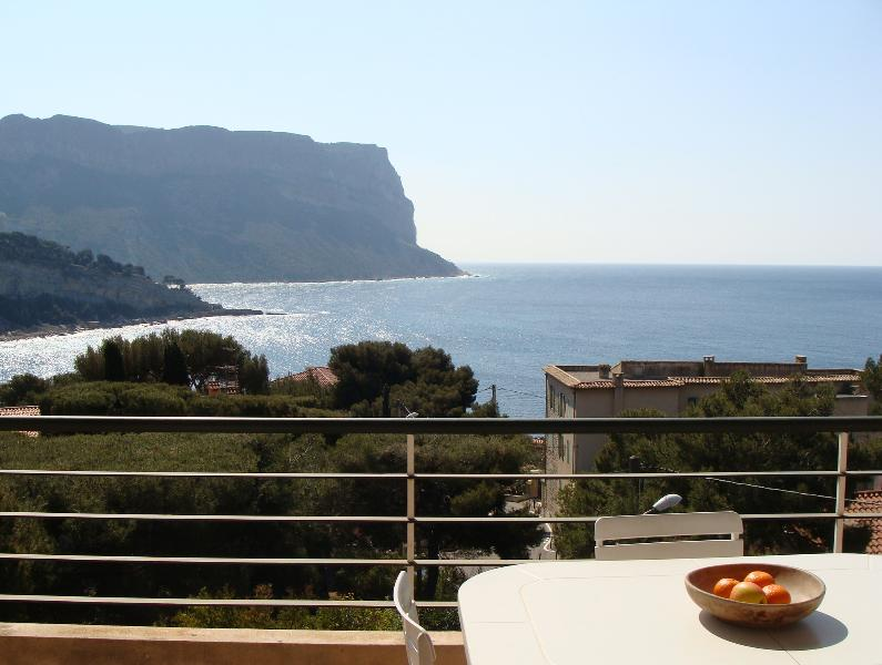 Sea Dreams: Wake up to this view and enjoy fresh croissants on the terrace in the sun.