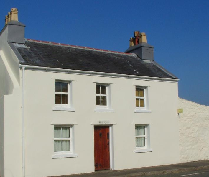 Red Gap Cottage, Castletown, Isle of Man.