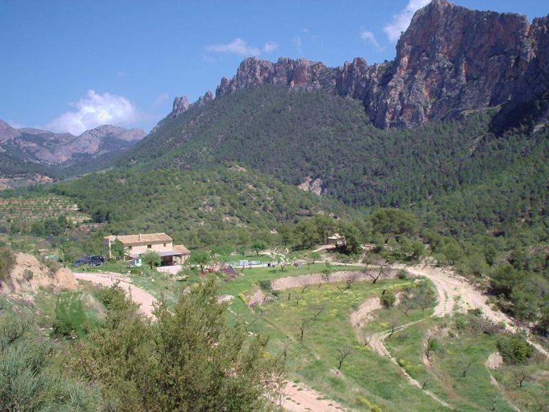 The Location - Charquer Valley in Sella, Costa Blanca