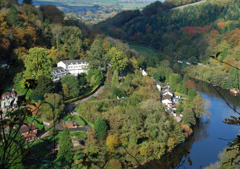 Wye Gate Cottage in Symonds Yat-Schlucht