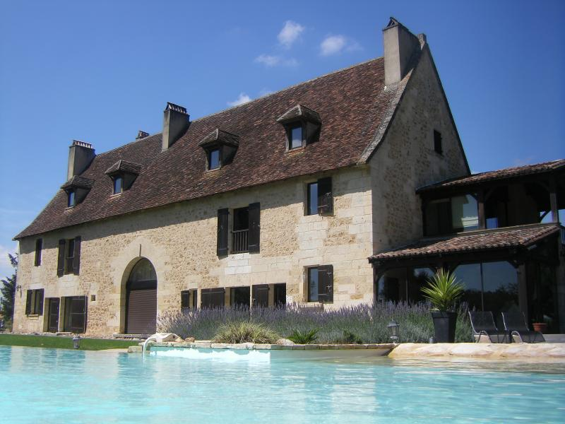 Franchemont - pool view