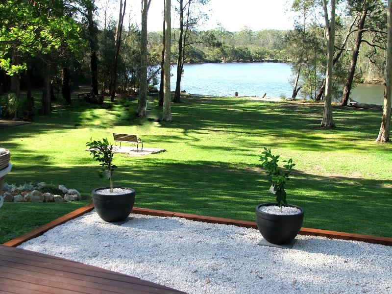Tranquil waters view from your room - Whether you are looking for fishing or a relaxed getaway