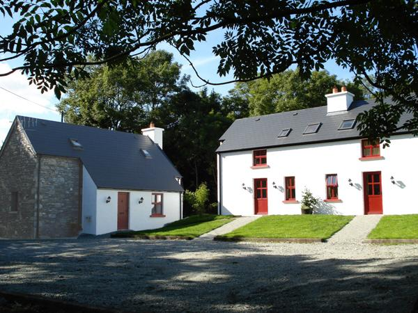 Romantic holiday cottage