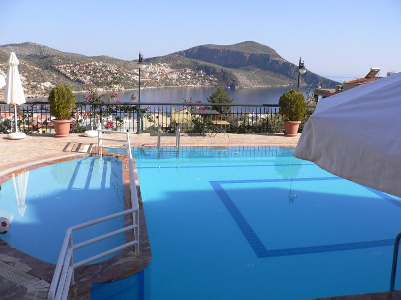 Emir main pool with childrens area
