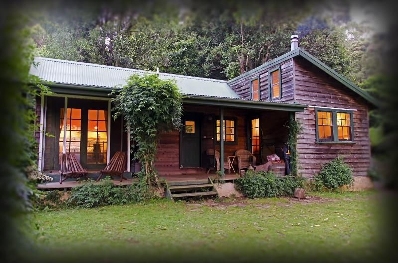 A warm and cosy retreat to listen to music, read books, watch movies or just savour the forest.