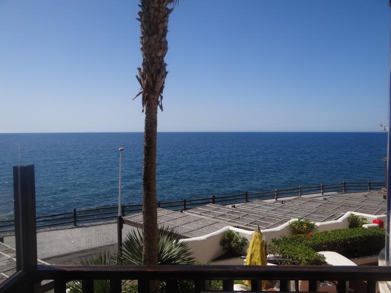 Wonderful uninterrupted view of the Atlantic Ocean from the Balcony