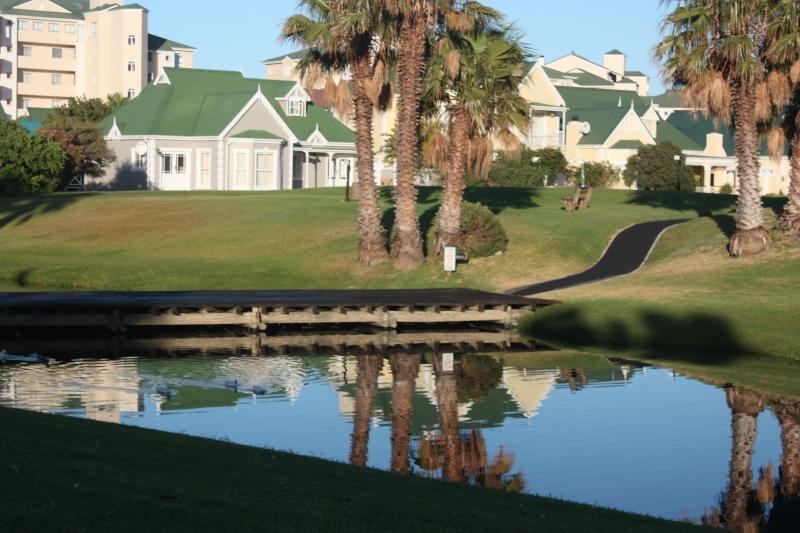 The Golf House Greenways