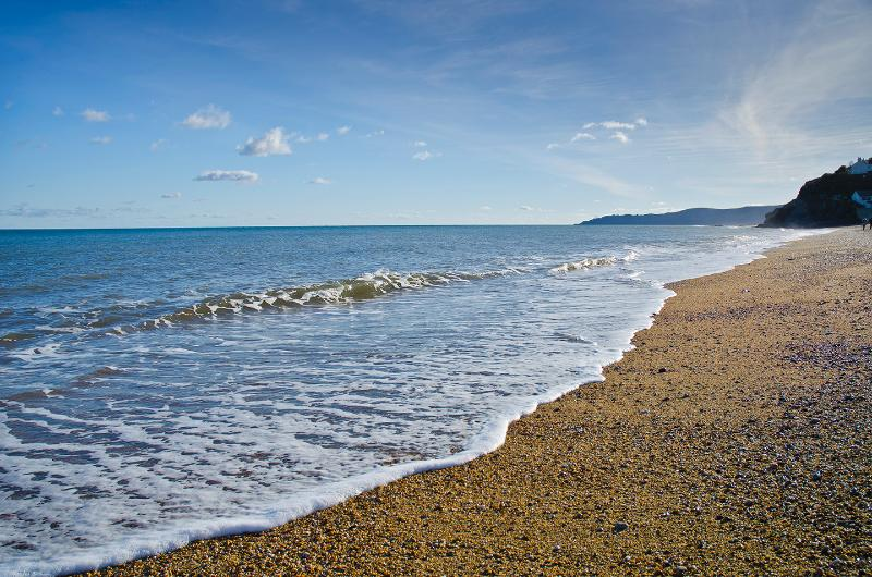 Safe, award-winning beaches and clear blue water - the perfect family holiday by the sea