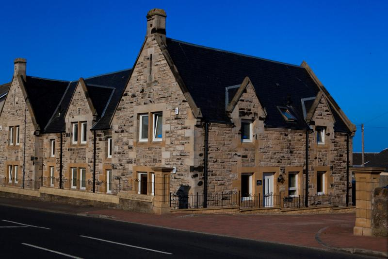 The Inchview Apartment in Kinghorn