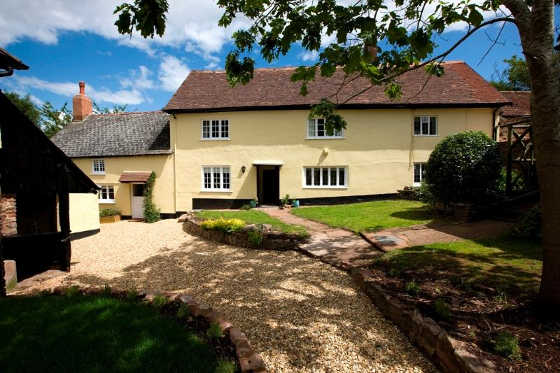 Broadwood Farm Location, Location, Location, A Beautiful Large Farmhouse In A Stunning Location