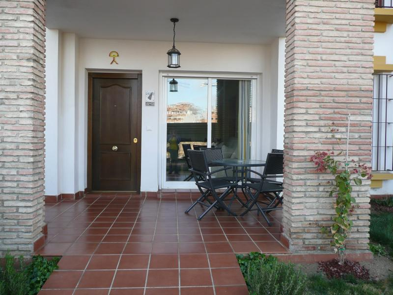 Front of Casa Indalo