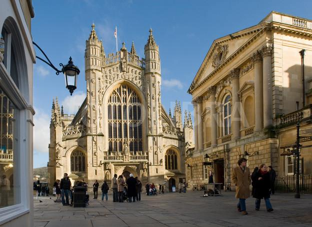 The Abbey and the Pump Rooms at your doorstep
