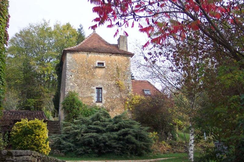 Le Pigeonnier in Autumn