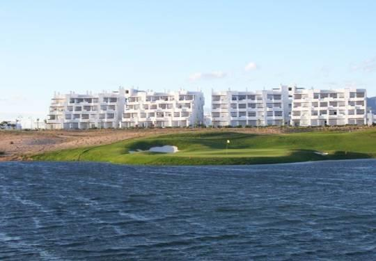 Appartment view from 11th Green