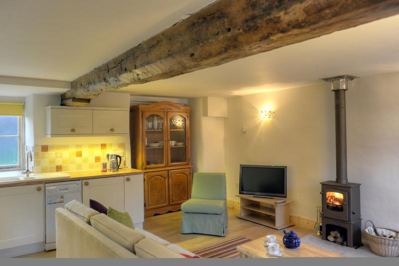 Beautiful character cottage in the rural Devon heartland, a blissful retreat for couples or families