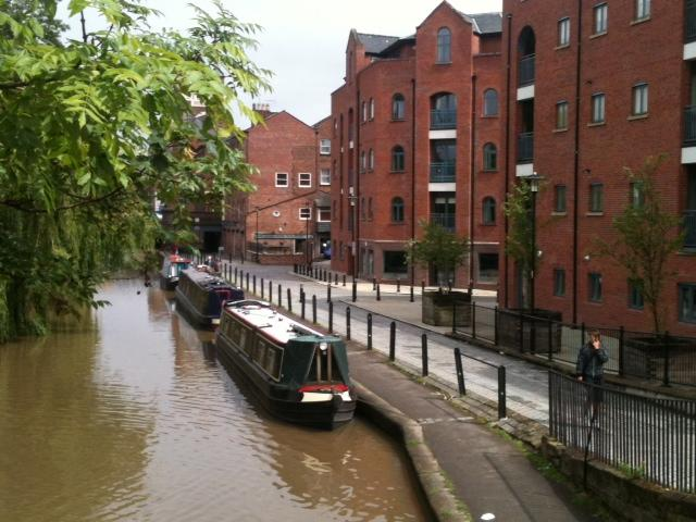 Canalside Location