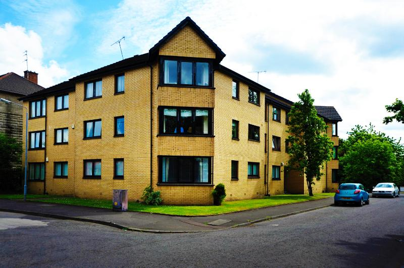 Luxury apartment jus 400m from Doulton Fountain in Glasgow