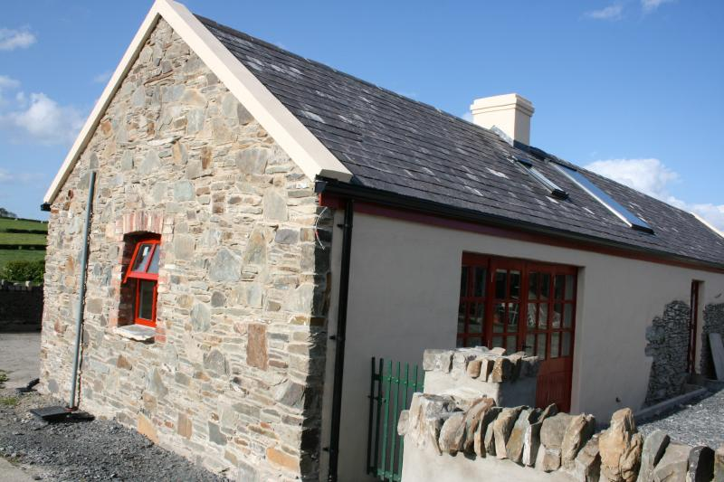 Ringcladdy Cottage - full of character!