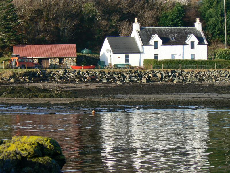 The Cottage and Reflections