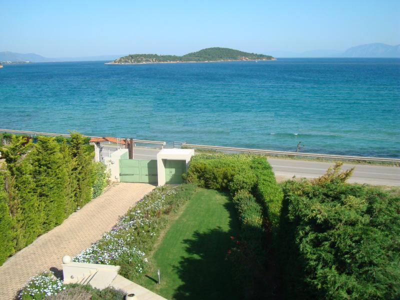 Sea View from Coral and Acanthus Villas