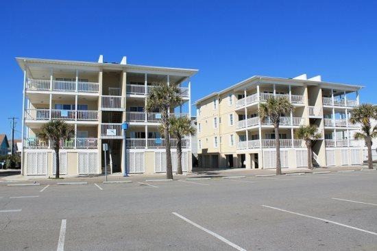 These units feature large wrap-around balconies with panoramic views of the Atlantic Ocean - ideal for anyone wanting to be close to all the action