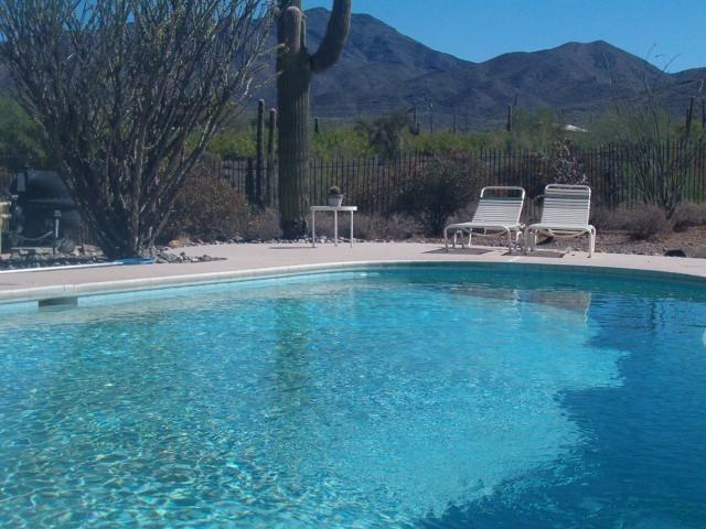 Swim in Your HEATED Private Pool