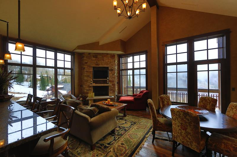Deer Valley Penthouse Ski-In/Out