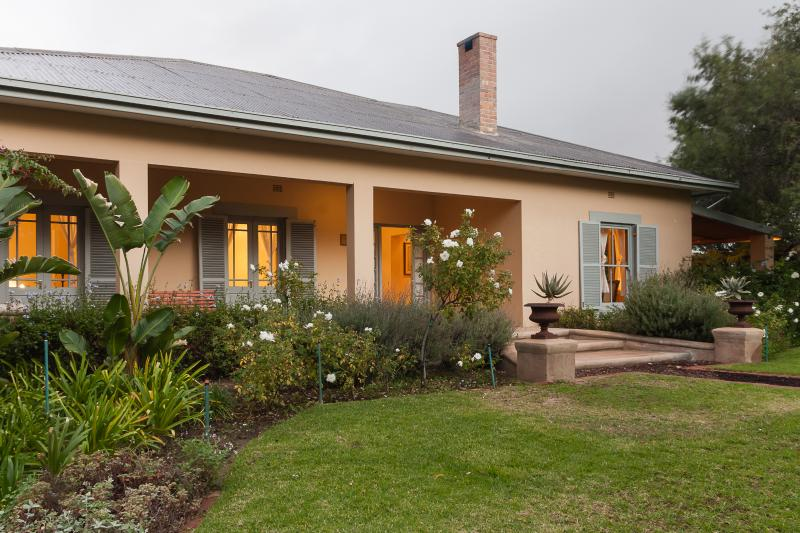 1. front house