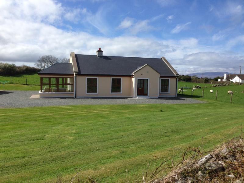 The beautiful Ardna Mara house.