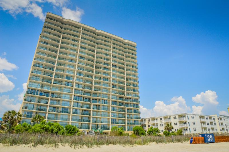 Windy Hill Dunes, located right on the beach!