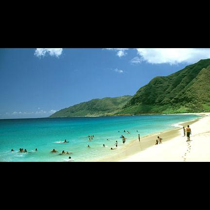 Yokohama Beach. 10 minute drive. White sand and turquoise water. Best kept secret!