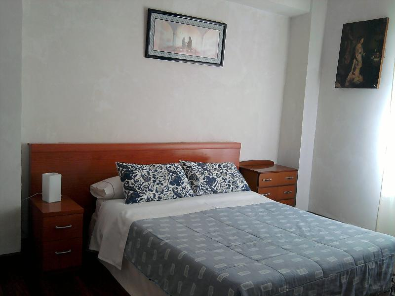 Bedroom with 2 wardrobes / bedroom with 2 closets