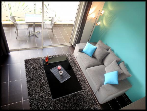 KoalaBeach Appartement neuf plage d'Orient Bay / New apartment Orient Bay Beach