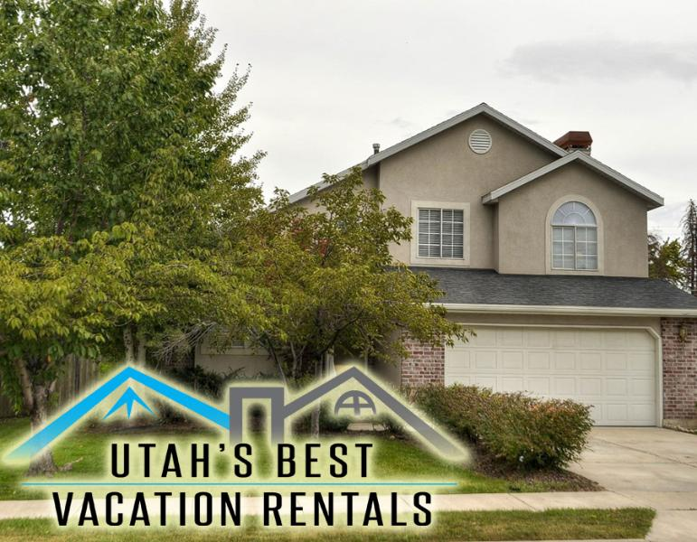 Beautiful South Salt Lake home with large private fenced yard