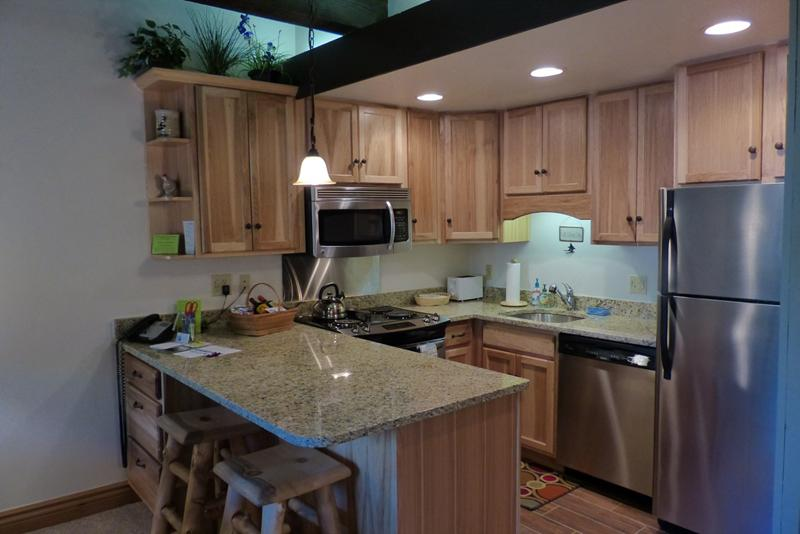 Storm Meadows, Club A, 212: Fully Equipped Kitchen
