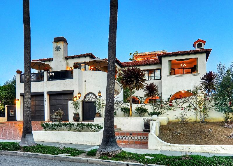 Dana Point Spanish style mansion Just blocks to the beach.
