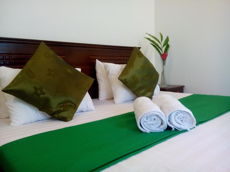 Fully Furnished Double Bed Room with A/C
