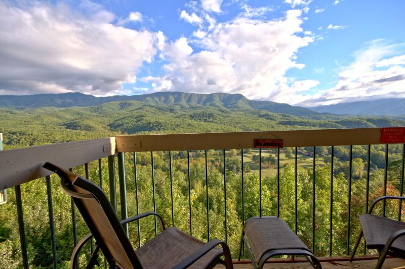 The Best View in the Smokies!