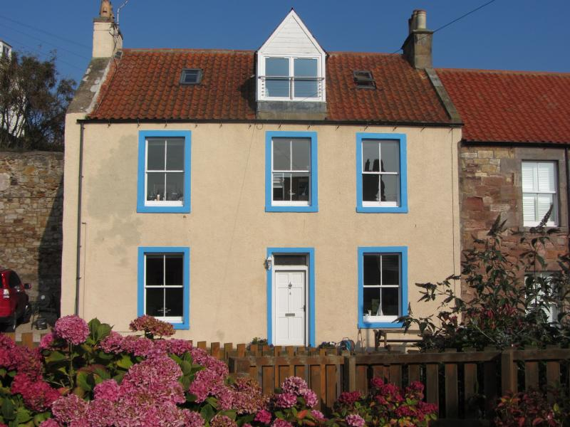 Fabulously appointed traditional East Neuk house