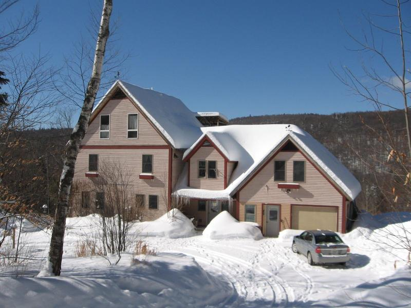 Windham Country House in Winter