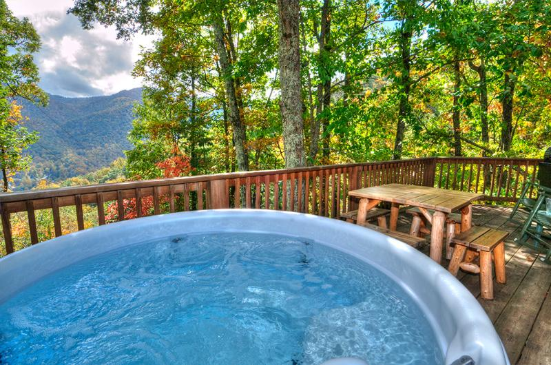 Long day on the slopes? Shopping? Hit the Hot Tub, bring the beverage&enjoy the Views! 2/2 G/F $130
