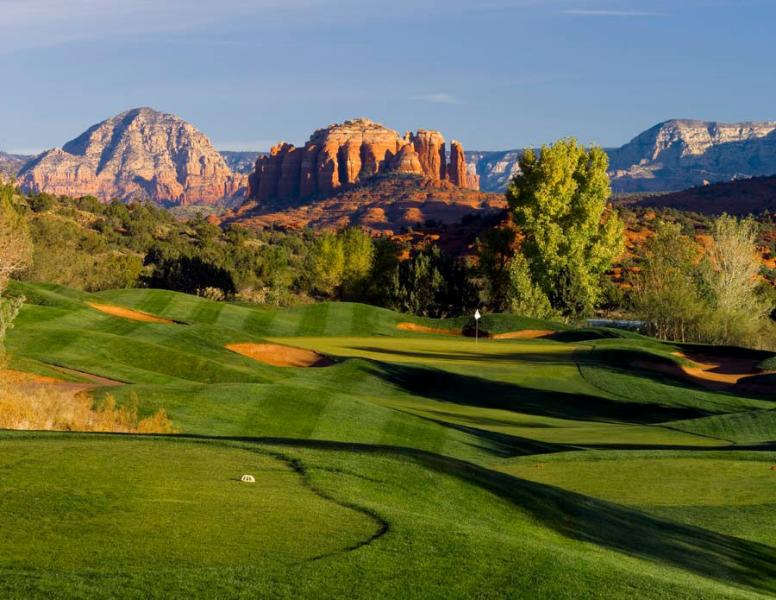 located in the Sedona Golf Resort