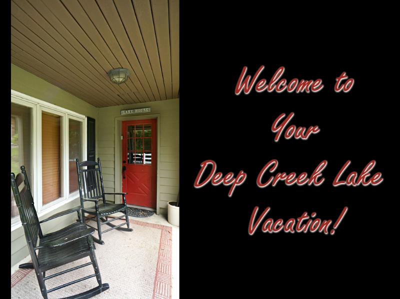Welcome to a Cute and Cozy Deep Creek Lake Cottage for a Perfect Getaway!