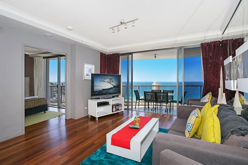 Chevron Renaissance apartment 2402 level 40. Gold Coast Holidays Holiday Rentals Adam Loadsman 01