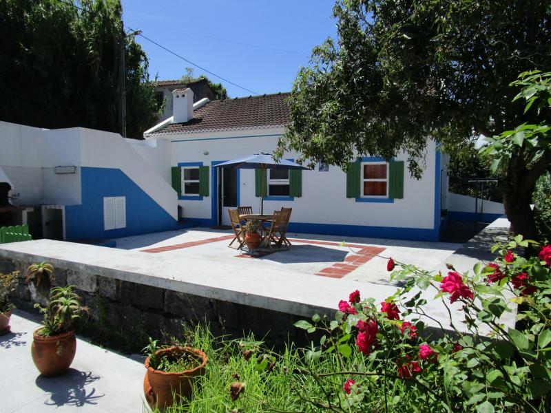 Charming Azorean cottage, perfect for families or small groups